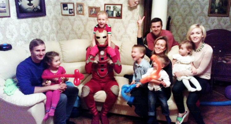 Отзыв о Железном человеке от animator-kazan.ru