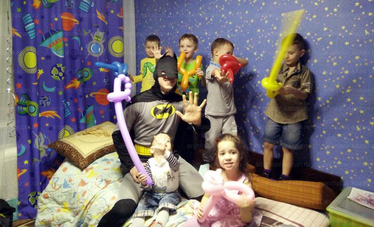 Отзыв о Бэтмене от animator-kazan.ru
