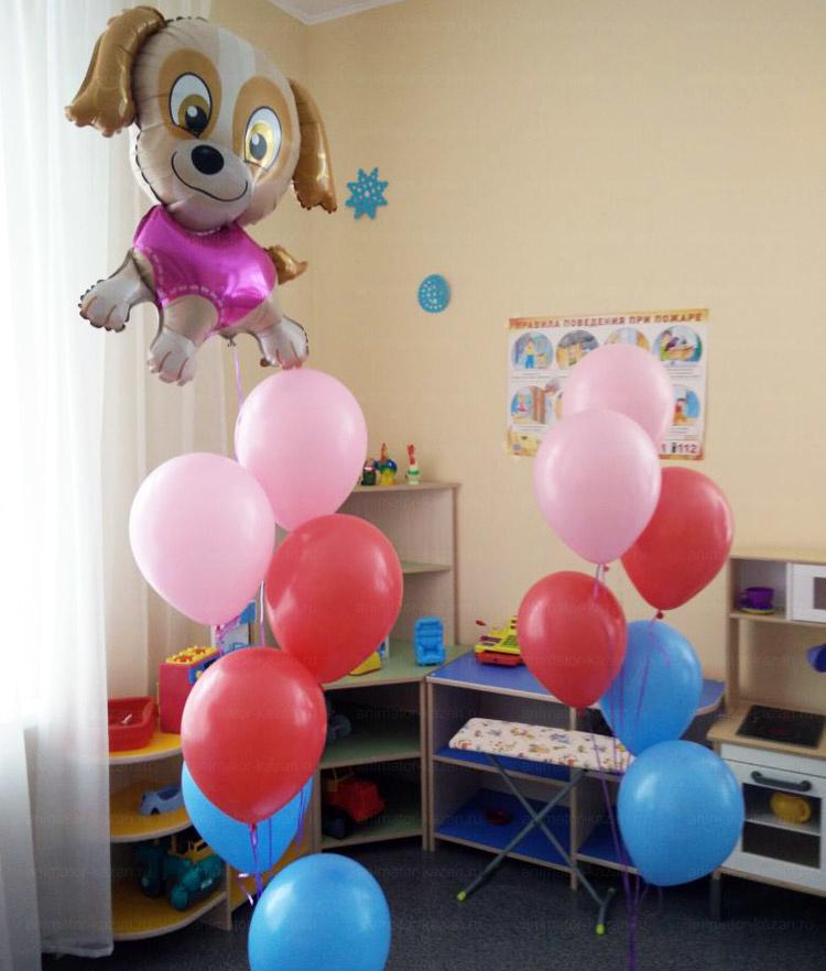 Отзыв о воздушных шариках от animator-kazan.ru