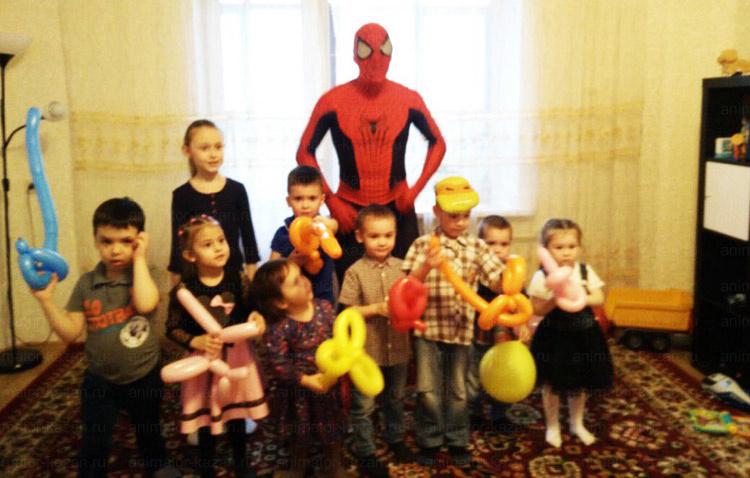 Отзыв о Человеке- пауке от animator-kazan.ru