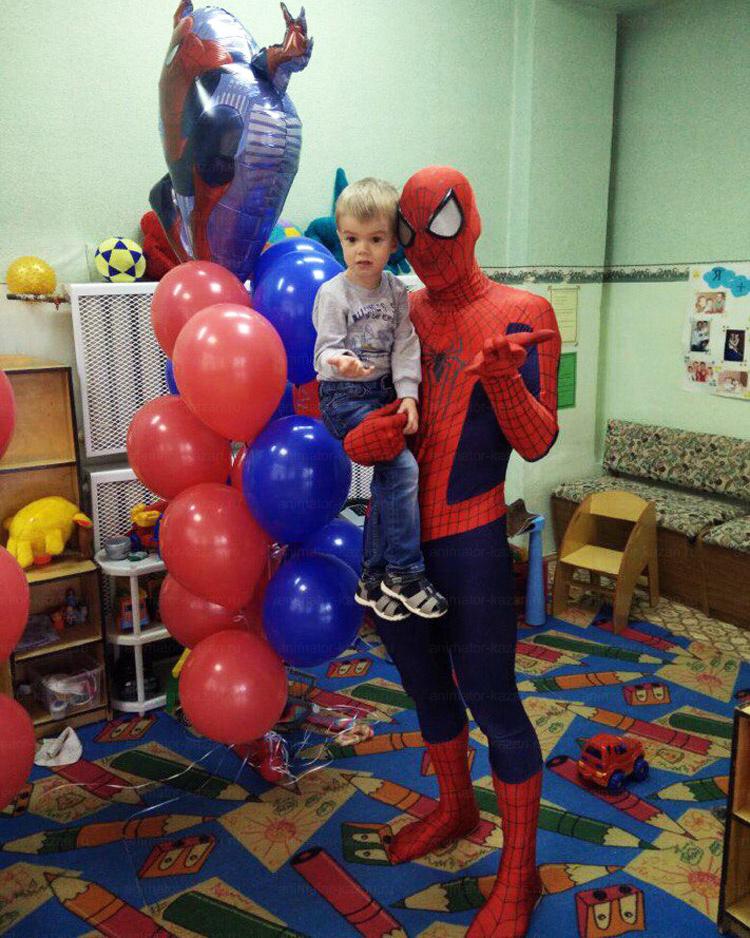 Отзыв о Человеке - пауке от animator-kazan.ru