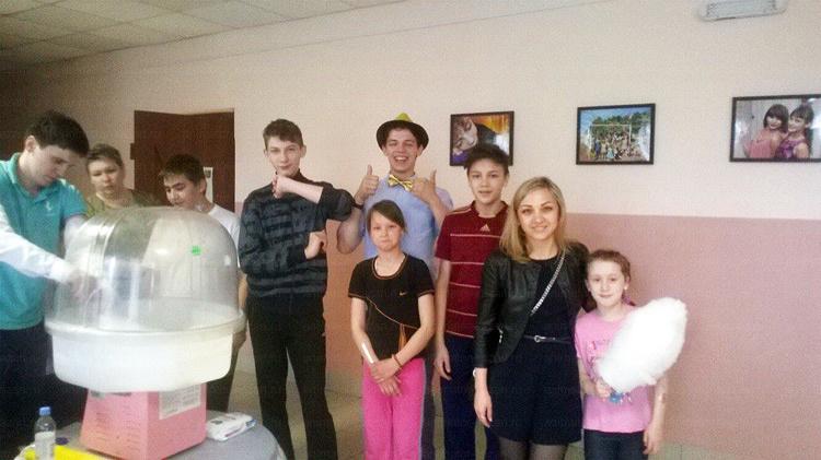Отзыв о Молодежных ведущих от animator-kazan.ru