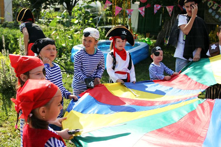 Отзыв о Пиратской вечеринке от animator-kazan.ru