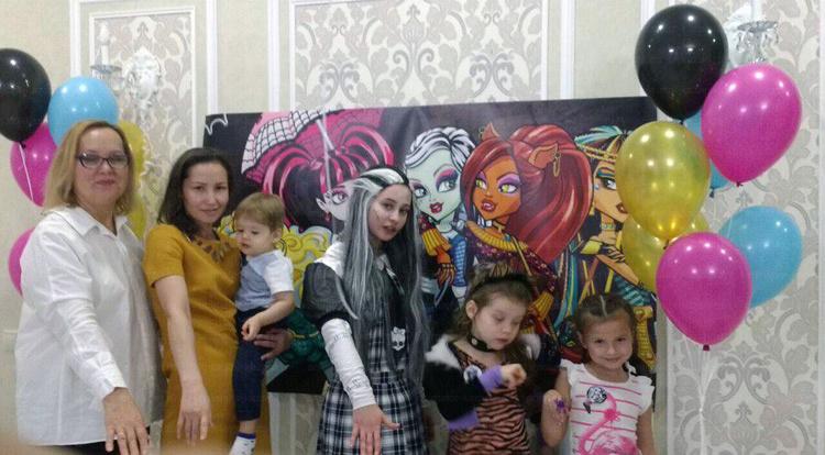 Отзыв о Фриенкси Монстр Хай от animator-kazan.ru
