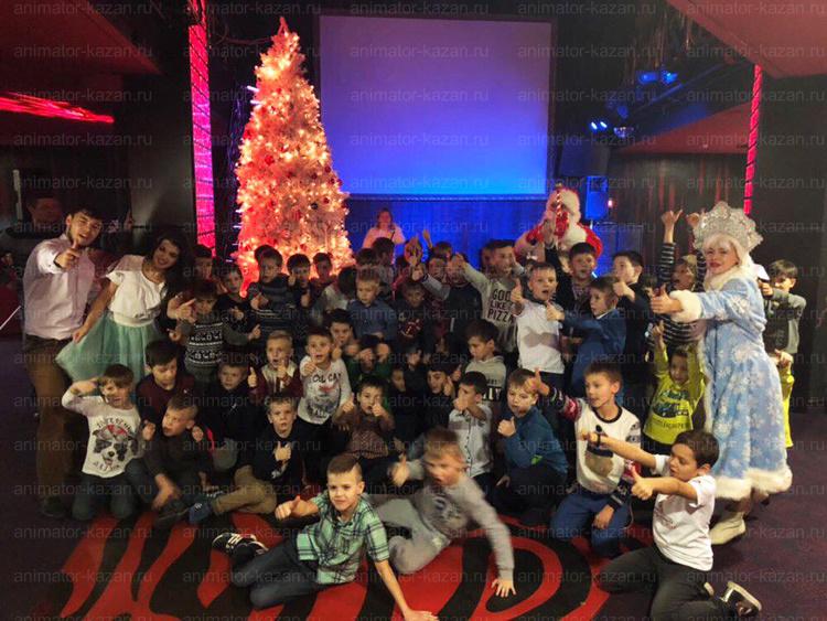 Отзыв о детском празднике от animator-kazan.ru