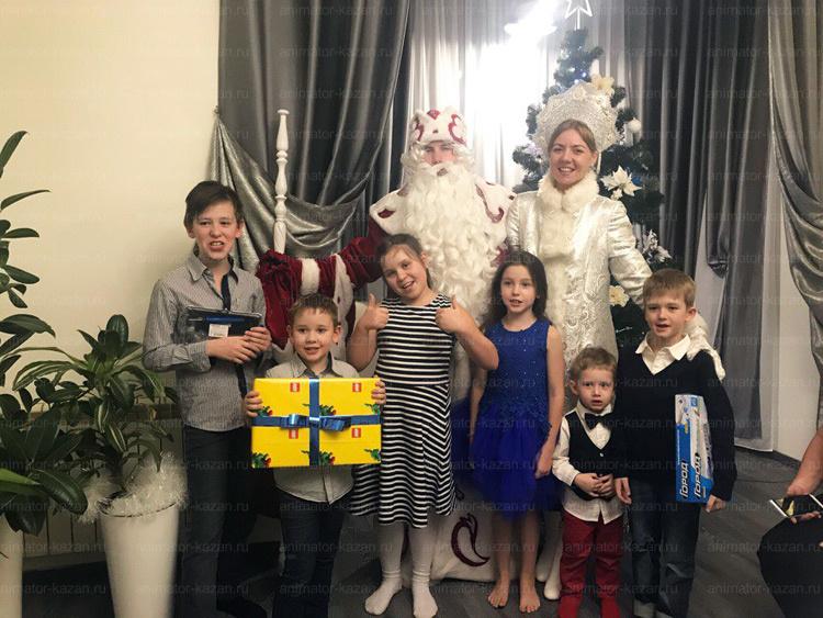 Отзыв о Боярском Дед Морозе от animator-kazan.ru