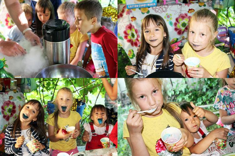 Отзыв о крио мороженом от animator-kazan.ru