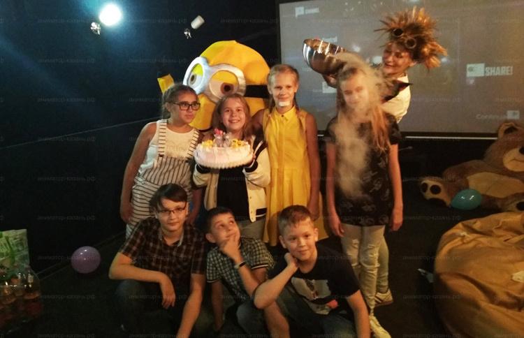 Отзыв о Крио шоу от animator-kazan.ru