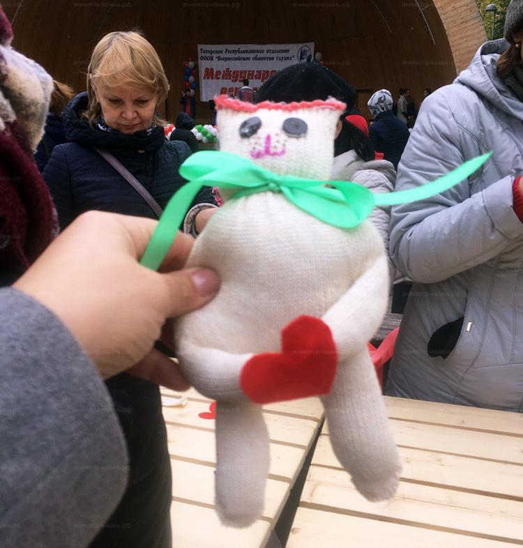 Отзыв о мастер классе пончик от animator-kazan.ru