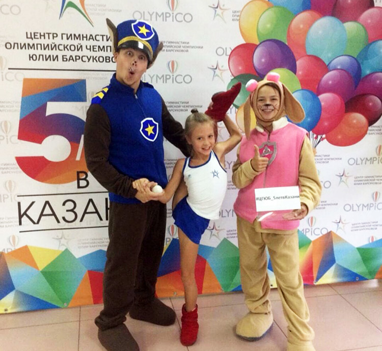 Отзыв о Гонщике и Скай от animator-kazan.ru