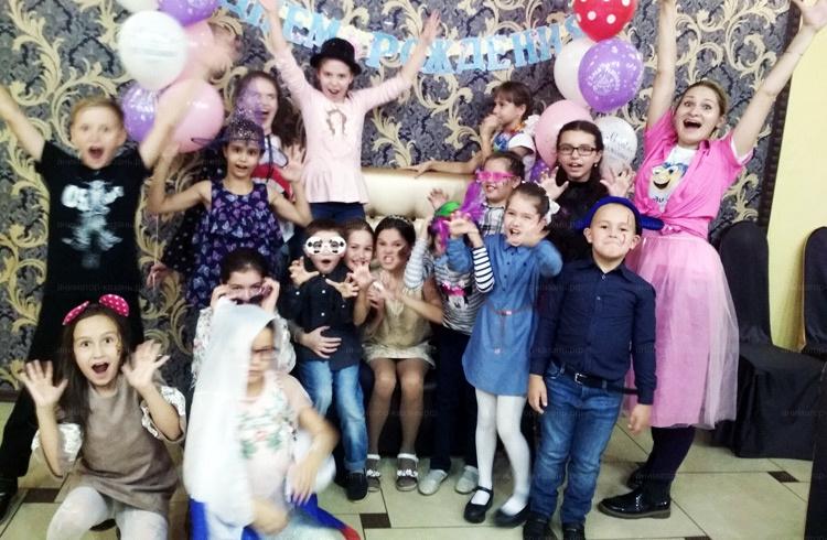 Отзыв о Молодежной ведущей от animator-kazan.ru