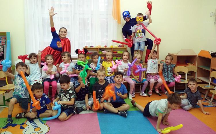 Отзыв о Капитан Америке и Супергероине от animator-kazan.ru