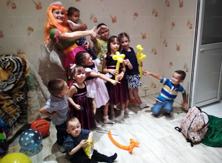 Отзыв о Винкс Флора от animator-kazan.ru