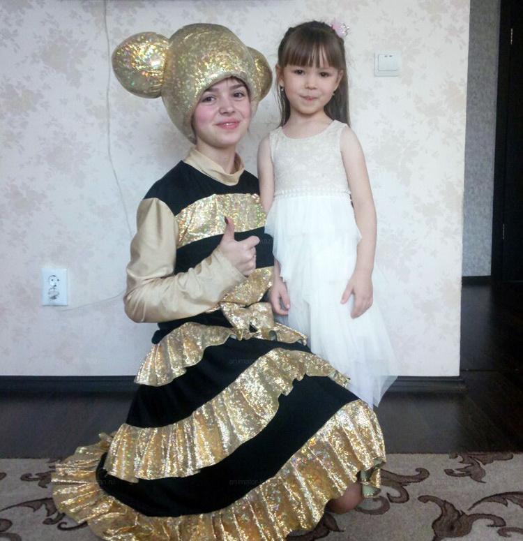 Отзыв о Кукле Лол от animator-kazan.ru