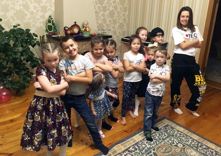Отзыв о Хип-Хоп ведущей и крио кондитерской от animator-kazan.ru