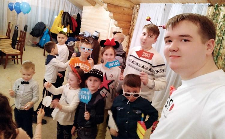 Отзыв о Молодежном ведущем от animator-kazan.ru