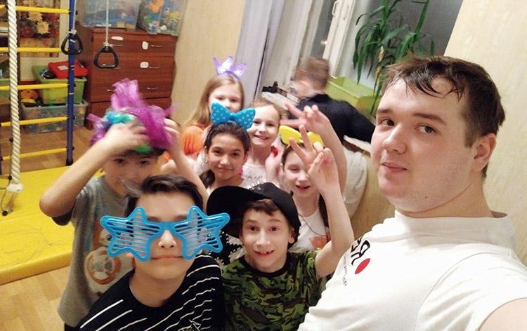 Отзыв о Хип-хоп ведущем от animator-kazan.ru
