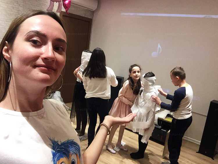 Отзыв о серебро шоу от animator-kazan.ru